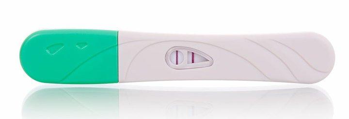 Струйный тест на беременность