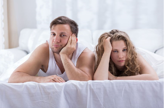 Девушка не хочет секса с медицинской точки зрения