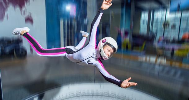 Мамин опыт: моя дочь раскрыла таланты благодаря аэротрубе