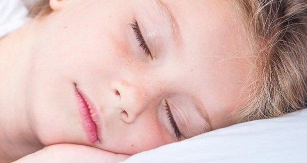 Сон ребенка в 10 лет