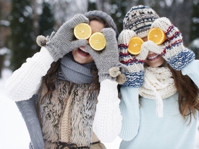 Зимние витамины: 7 суперполезных продуктов