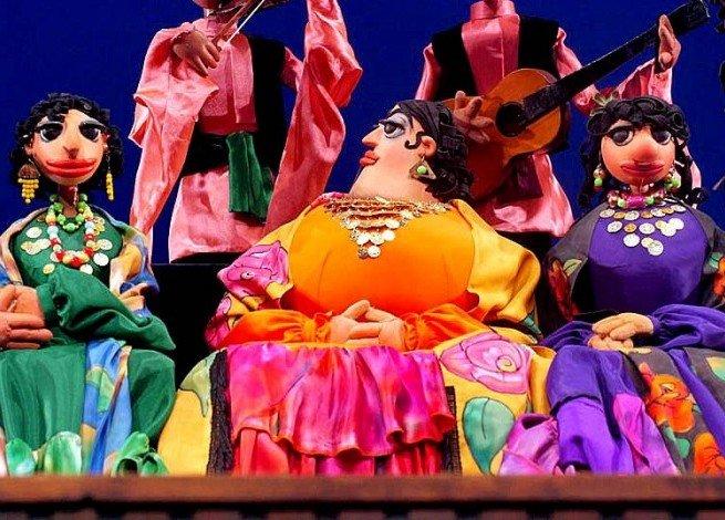 Легендарный спектакль Сергея Образцова покажут в Театре кукол