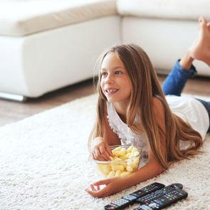 Психологи рассказали о  вреде связи «мультфильмы»-«еда»