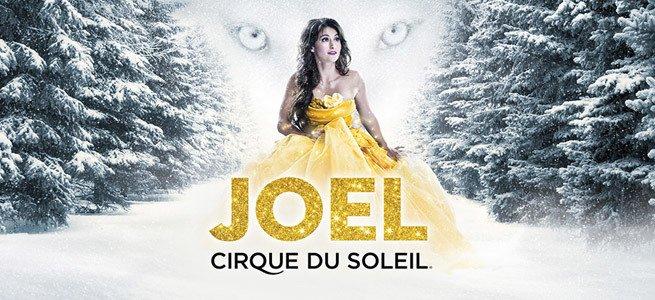 Cirque du Soleil приглашает в снежную вселенную