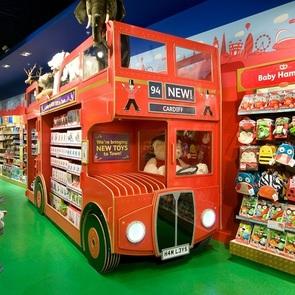 Названы самые популярные детские игрушки