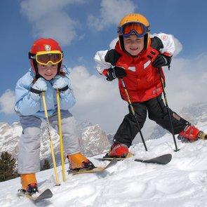Как правильно выбрать лыжи для ребенка
