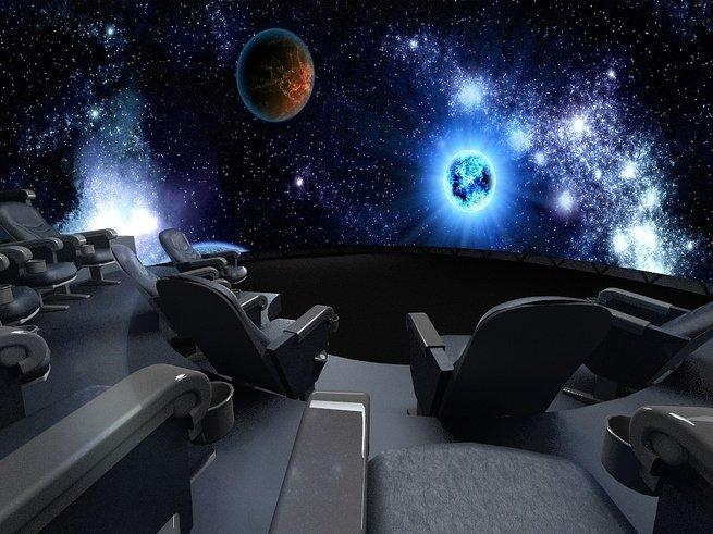 В Москве откроется первый научно-развлекательный кинотеатр