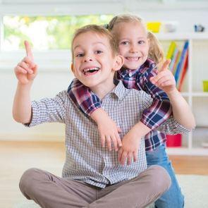 Детская комната для двоих: как организовать пространство