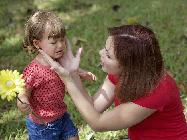 Почему капризничает ребёнок в 3 года