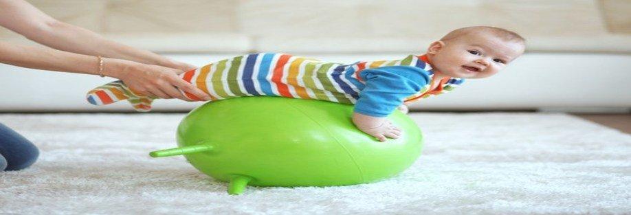 Спорт для детей с первых дней жизни
