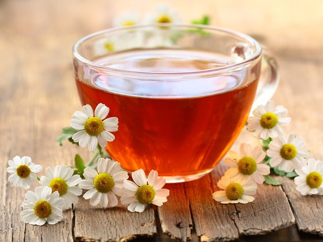 Ромашковый чай сокращает риск ранней смерти