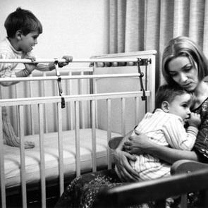 20 трогательных винтажных фото мам со всего мира