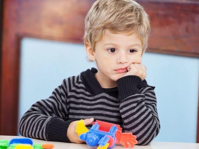 6 признаков того, что ребёнку плохо в детском саду
