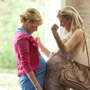 7 актрис, которые сыграли в кино во время беременности
