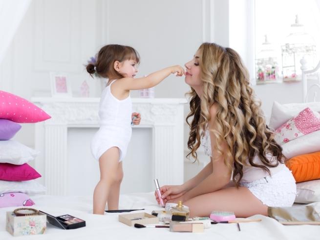 Как молодой маме найти время на себя?
