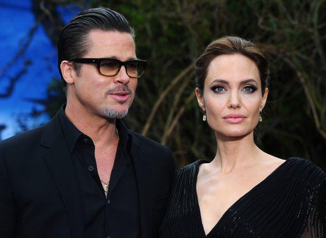 Джоли отказалась от алиментов при разводе и требует полной опеки над детьми