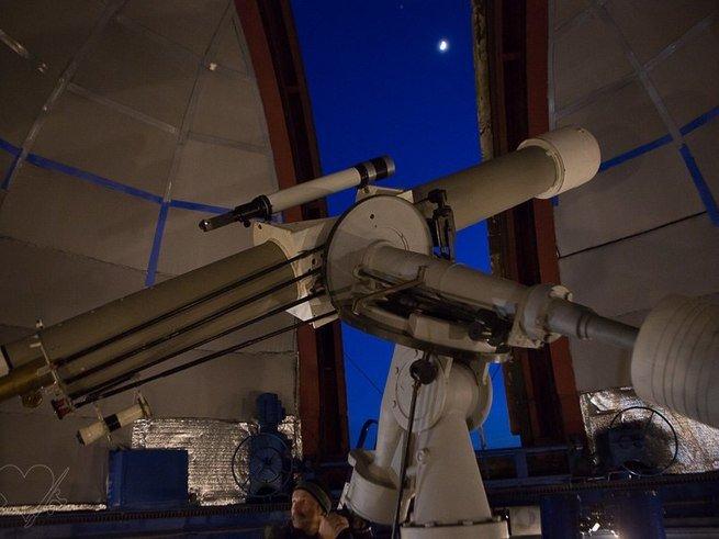 Пулковская обсерватория расскажет школьникам о космосе