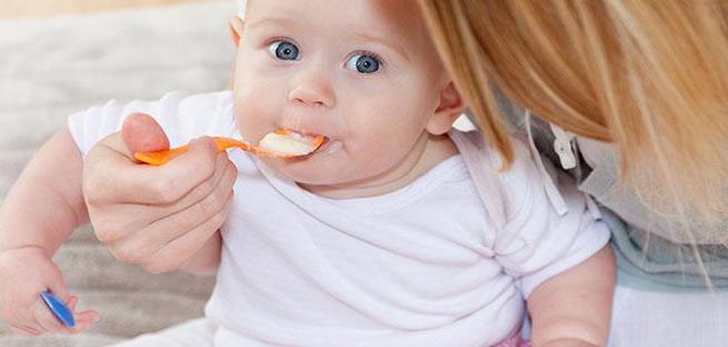 Зачем нужны бактерии в питании малыша?