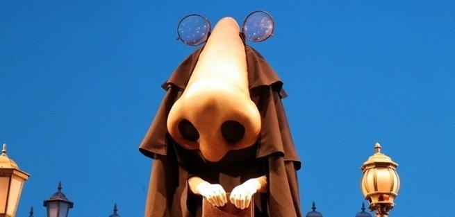 «Некто Нос»: удивительное представление людей и кукол