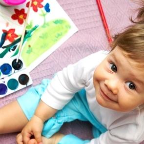 Как правильно рисовать с детьми?