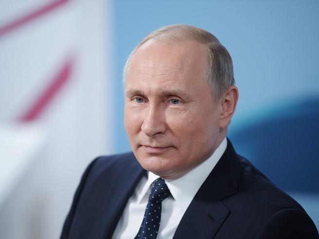 Путин подтвердил возможность отказа от призыва в армию