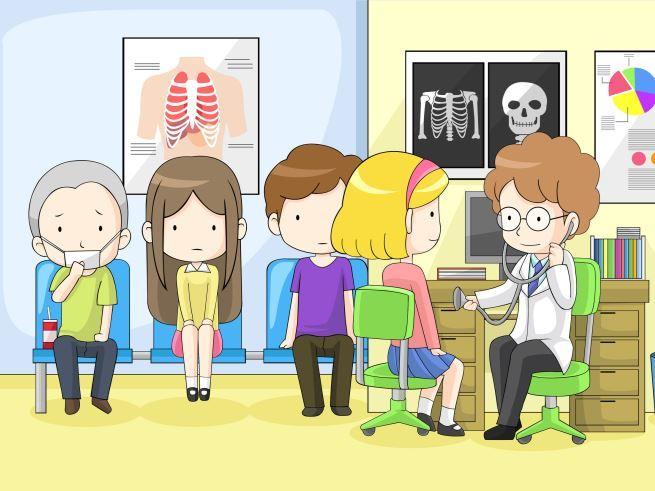 Права ребенка в медицине