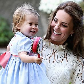 Двухлетняя принцесса Шарлотта отправится в элитный детский сад