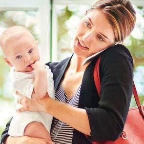 Социологи выяснили, как распределяют время работающие мамы