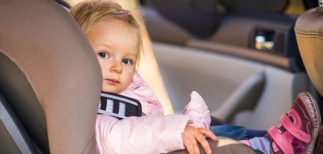 В ГИБДД назвали главную причину детских травм в ДТП
