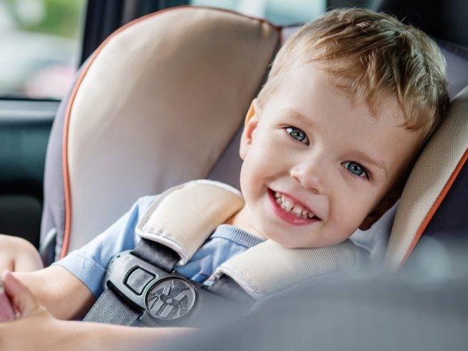 Правила перевозки ребёнка в автомобиле