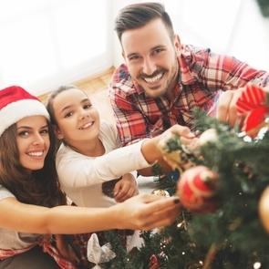 Проведите Рождество в кругу любимых!