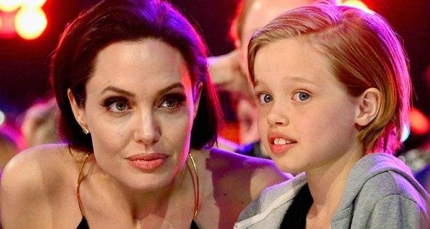 Правила материнства Анджелины Джоли