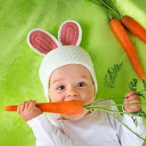 Как питание влияет на развитие ребёнка