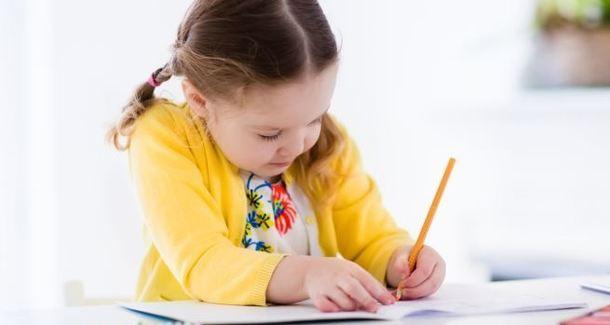 Как исправить детский почерк?