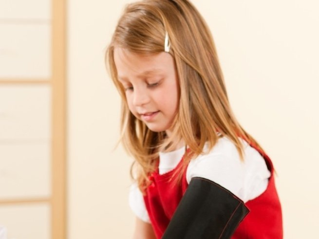 Норма артериального давления для детей 12 лет
