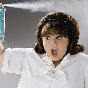 Беременным не рекомендуют пользоваться лаком для волос