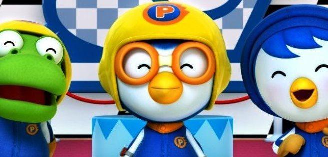 Пингвинёнок Пороро приглашает в гости 5 декабря!