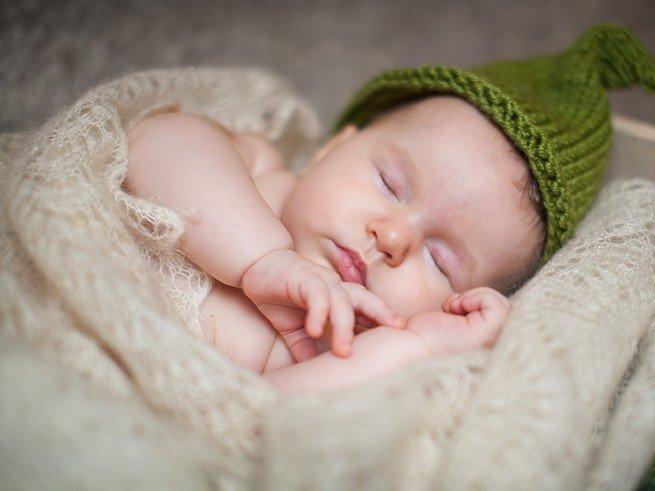 Детям полезно поплакать перед сном