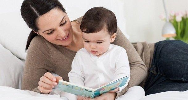 Как развивается ваш малыш:  с рождения и до года