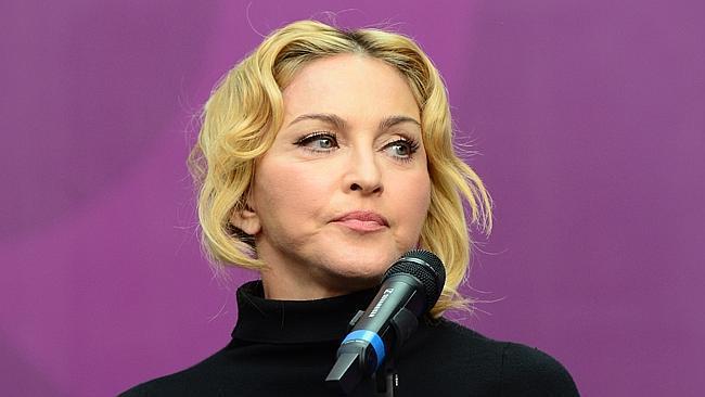 Мадонна заставила своего сына праздновать с ней Рождество