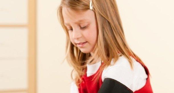 Артериальное давление у ребенка 12 лет