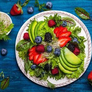 Необычные рецепты лёгких овощных салатов