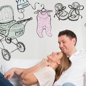 10 забавных способов запланировать пол ребенка