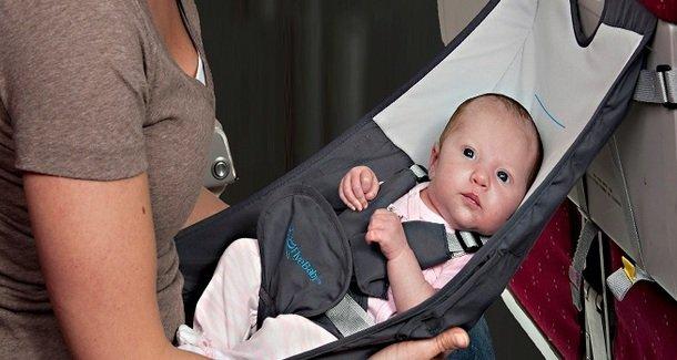 Всё, что вам надо знать об авиапутешествии с младенцем