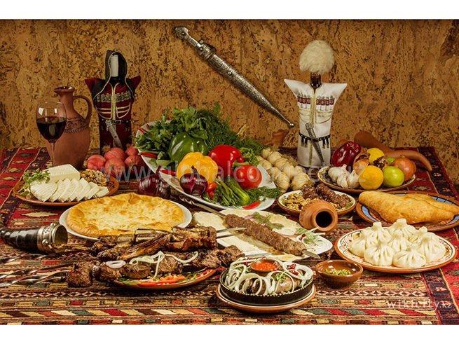 Грузинская кухня: угощайтесь!