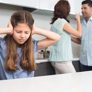 Как ссориться при ребенке: 9 важных правил