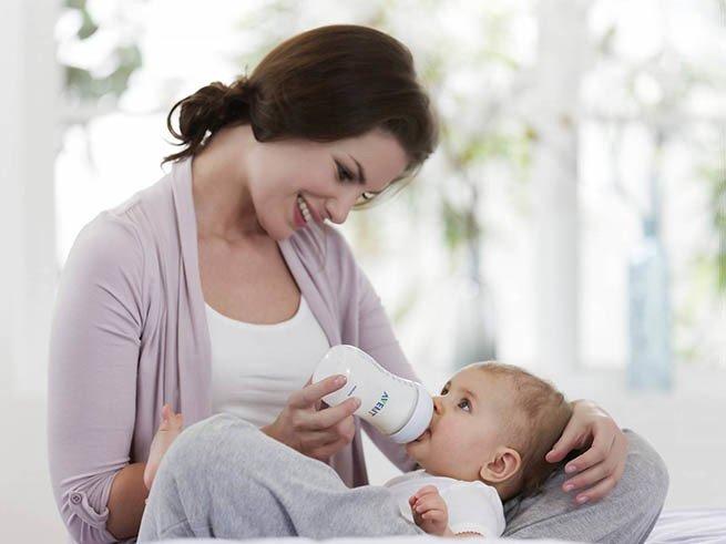 Как понять что смесь не подходит ребенку