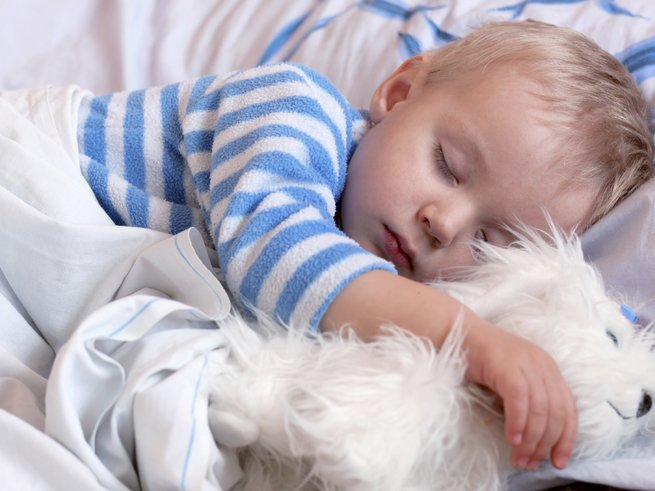 Сон ребёнка в 1 год