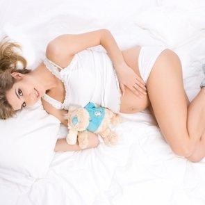 Странности сна у беременных