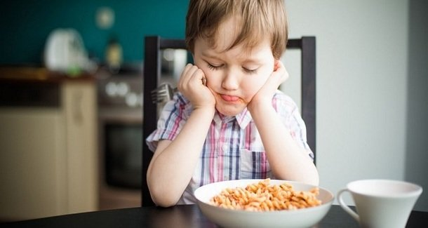 Плохой аппетит у ребёнка 6 лет